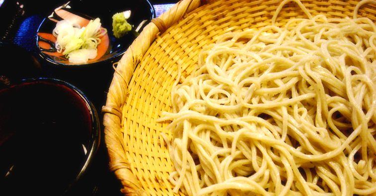 信州蕎麦特集
