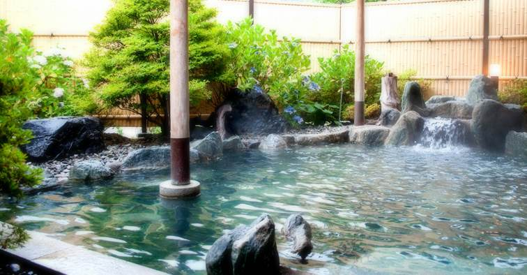 回復力の温泉・鹿教湯温泉